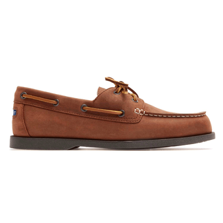 Conner Boat Shoe Comfortable Men's Shoes in Brown