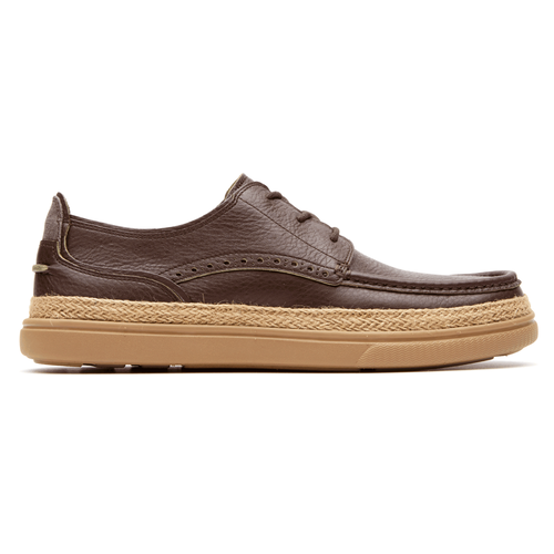 Clearview 2 Moc Low - Men's Dark Brown Sneakers