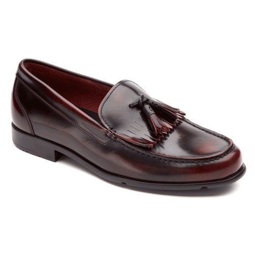 Classic Loafer Tassle Men's Loafers in Brown