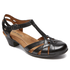 Aubrey Cobb Hill by Rockport in Black