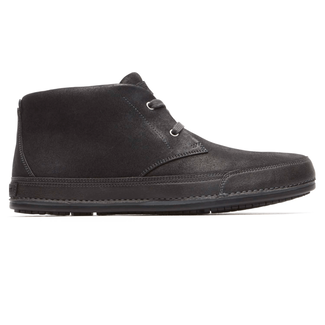 Jetty Point Chukka  in Black