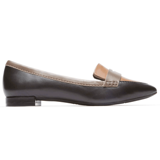Total MotionAdelyn Penny Loafer in Black