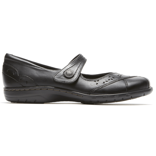 Petra Mary Jane Cobb Hill by Rockport in Black