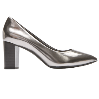 Total Motion Violina Luxe Pump, PEWTER