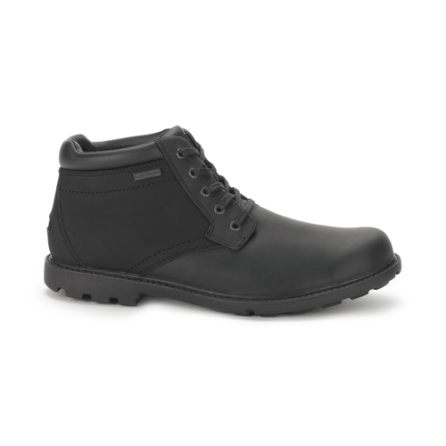 Rugged Bucks Waterproof Boot Men's Boots in Black