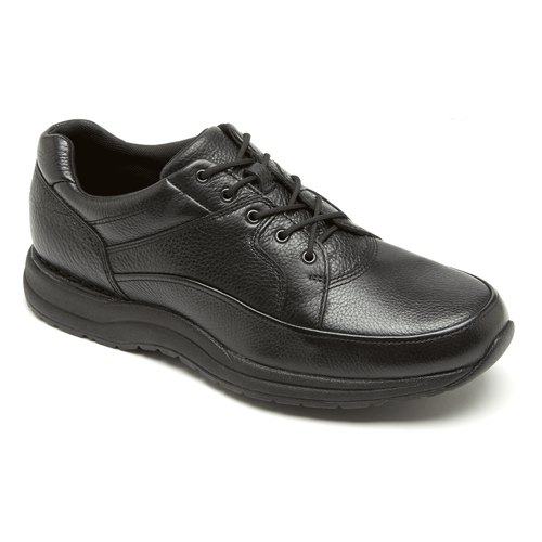 Edge Hill - Men's Black Walking Shoes