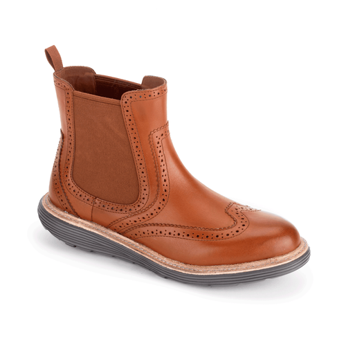 truWALKzero Welt Chelsea Women's Boots in Brown