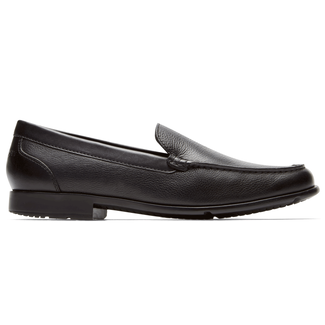 Classic Loafer VenetianRockport Men's Black Classic Loafer Venetian