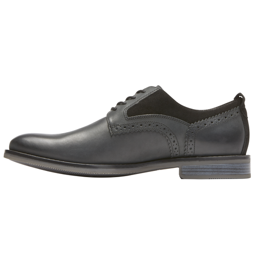 Wynstin Plain Toe, BLACK