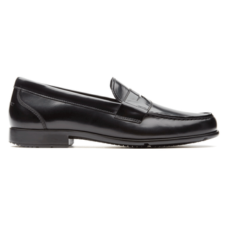 Classic Loafer Penny - Men's Black Loafers