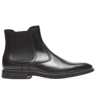 DresSports Modern Chlesea, BLACK LEATHER
