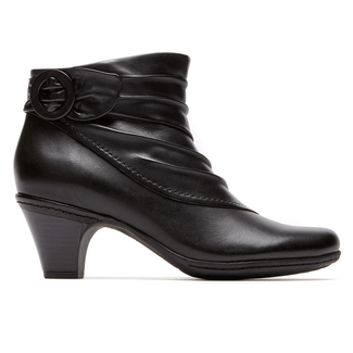 Sabrina Cobb Hill by Rockport in Black