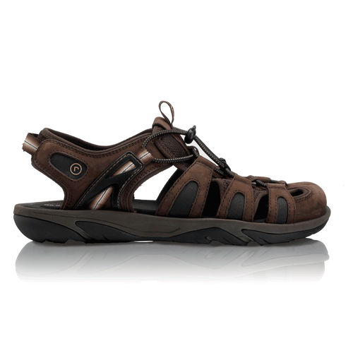 Juno Men's Shoes in Brown
