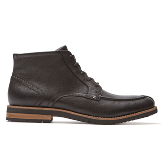 Ledge Hill 2 Algonquin Boot in Black