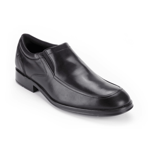 Alpenglow - Men's Black Dress Shoes