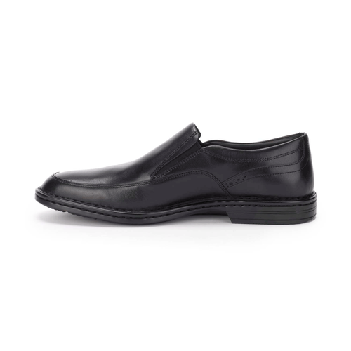 RocSports Lite Business Slip On - Black Men's Dress Shoes