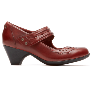 Demi Cobb Hill by Rockport in Red