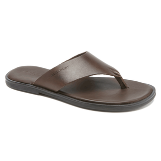 Beach Affair Thong Men's Sandals in Brown