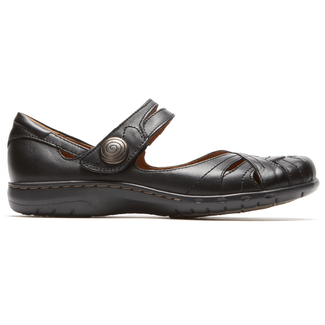 Parker Mary Jane Cobb Hill by Rockport in Black
