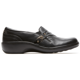 Duxbury Danielle Slip-On in Black