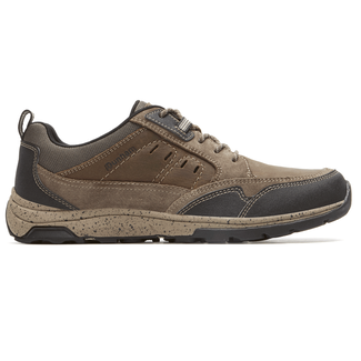 Trukka Mudguard Extended Size Men's Shoes in Brown