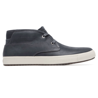 Path to Greatness Desert Boot in Navy