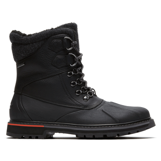 Rockport Men's Black Trailbreaker Waterproof Duck Boot