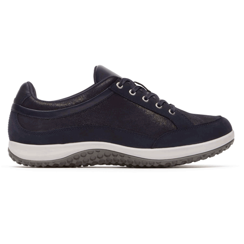 WALK360 Trinetty Laceup in Navy