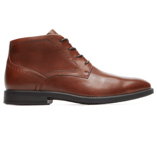 DresSports Modern Chukka in Brown