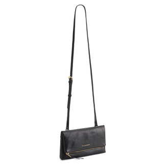 Total Motion Crossbody Clutch in Black