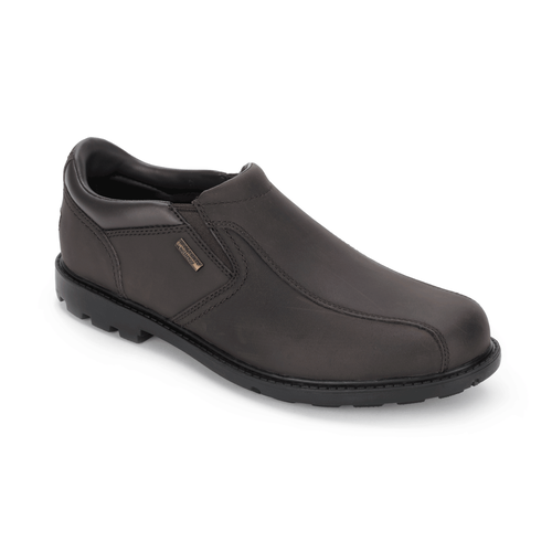 Rugged Bucks Waterproof Slip On in Brown