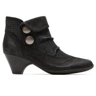 Daniela Cobb Hill by Rockport in Black