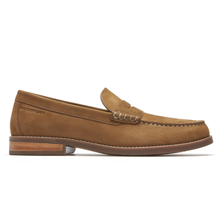 Cayleb Penny Loafer , TOFFEE