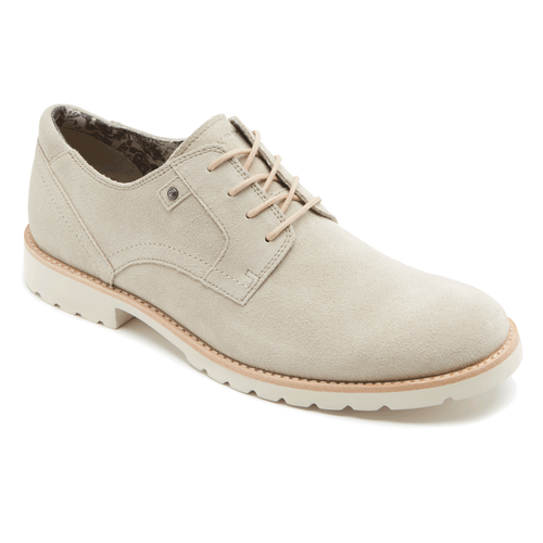Ledge Hill Plain ToeLedge Hill Plain Toe - Men's Feather Grey Dress Casual Shoes