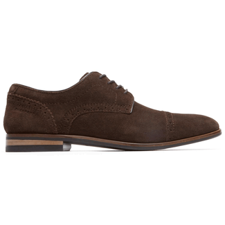 Birch Lake Cap Toe in Brown