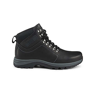 Bracken Ridge Plain Toe Boot, BLACK