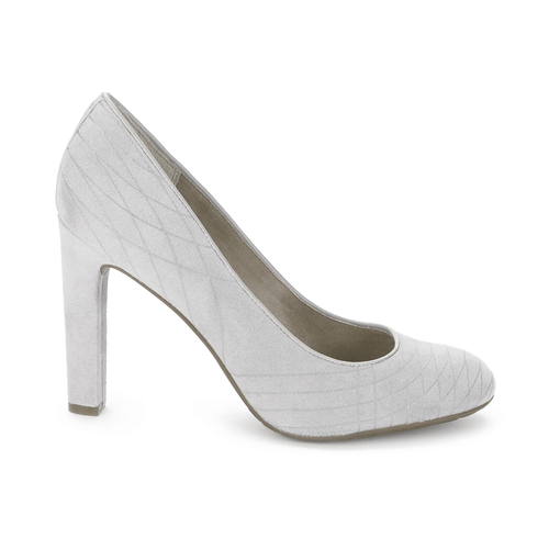 Edessa Welded Pump Women's Pumps in Grey