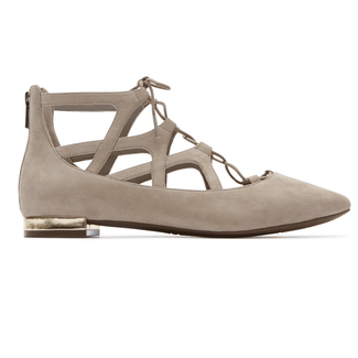 Total Motion Adelyn Ghillie, V KHAKI NUBUCK