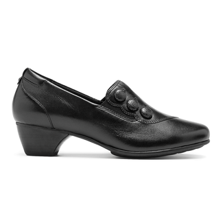 Provence Phyllis Slip-On in Black