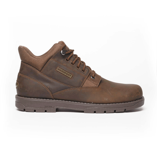 Treeline Hike Plain Toe Boot in Brown