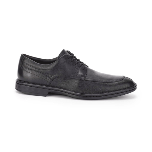 RocSports Lite Business Moc - Men's Black Dress Casual Shoes
