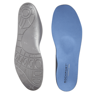 Men's Casual Insole Cupped Supported, BLUE