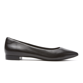 Total Motion Adelyn BalletRockport Women's Black Total Motion Adelyn Ballet