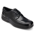 Drumlin Hill Moc Front Men's Dress Shoes in Black