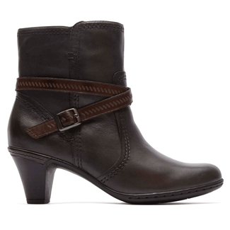 Cobb Hill® by Rockport® Missy Side Zip Bootie