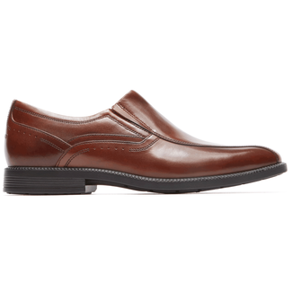 DresSports Modern Bike Toe Slip-On in Brown