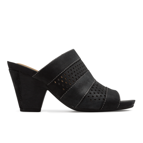 Tracie Cobb Hill by Rockport in Black