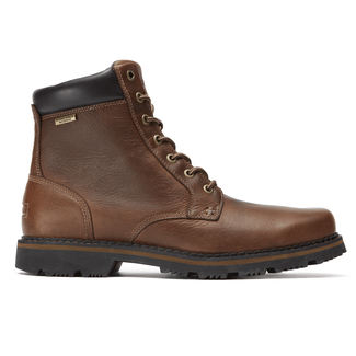 Gentry Plain Toe Boot, NEW TAN