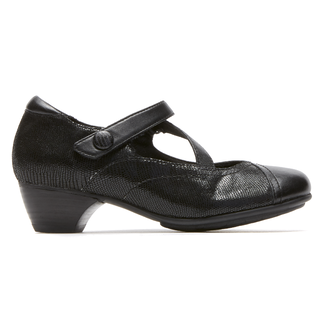 Provence Portia Mary Jane in Black