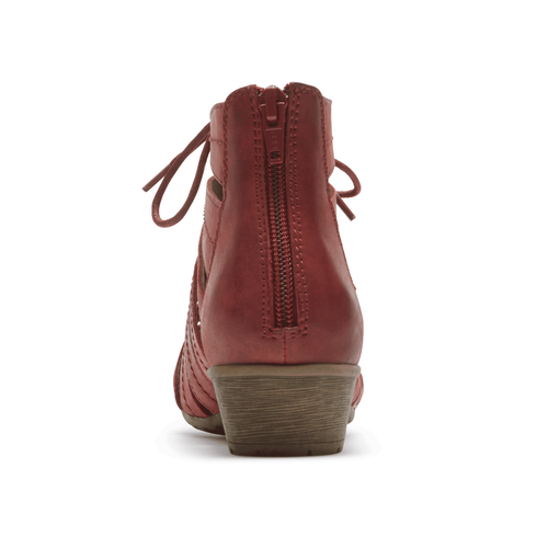 Cobb Hill Gabby Bootie, RED